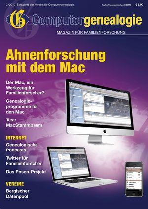 Titelbild Magazin 2010/02