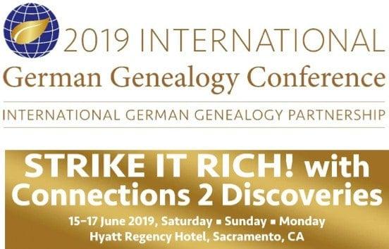 Internationale Genealogie-Konferenz IGGP 2019