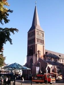 Kirchenbuchverkartung der kath. Pfarrei St. Marien Rheydt 1698-1916
