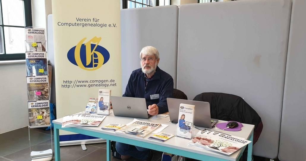 CompGen am 23. Sächsischen Archivtag in Leipzig