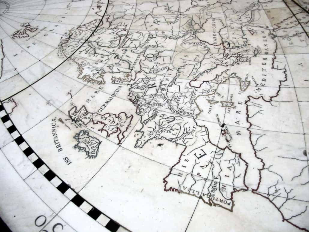 Landkarten aus Amsterdam
