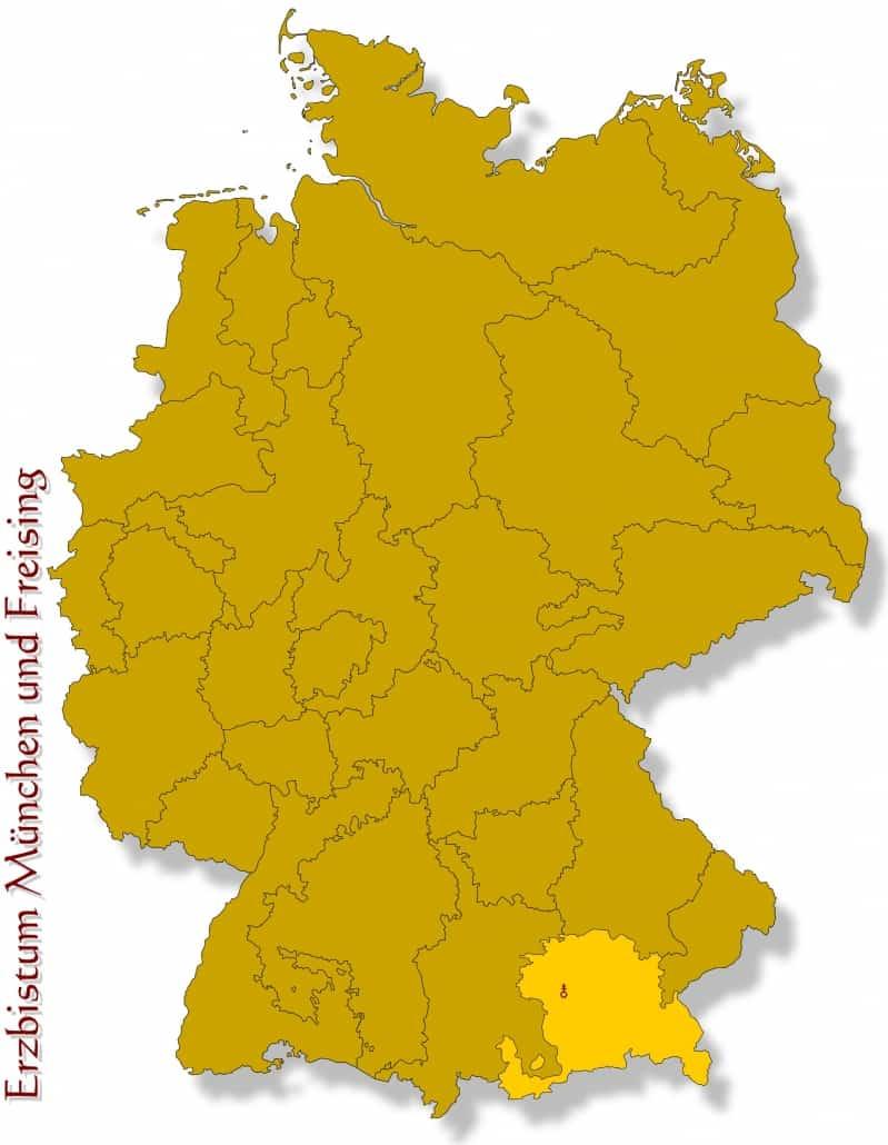 Archiv des Erzbistums München und Freising geht online