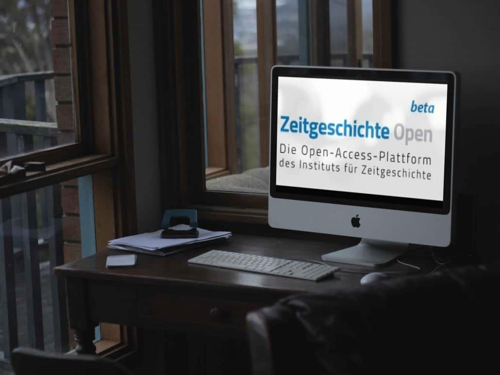 Zeitgeschichte Open - die Open-Access-Plattform des Instituts für Zeitgeschichte