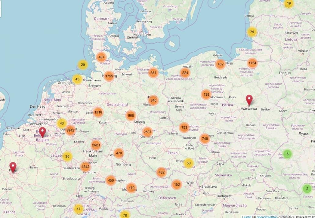 Thüringer Adressbücher Online
