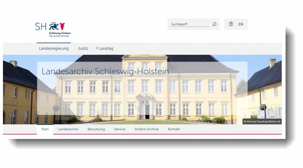 Termin-Infos aus dem Landesarchiv Schleswig-Holstein