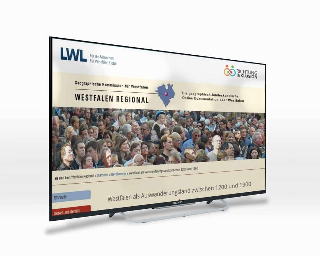 Westfalen als Auswanderungsland zwischen 1200 und 1900