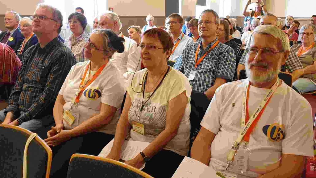 Rückblick auf den 71. Genealogentag 2019 in Gotha und Ausblick auf den 72. Genealogentag in Tapfheim
