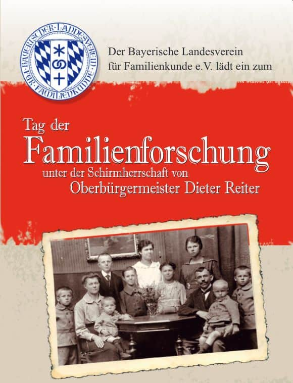 Tag der Familienforschung in München