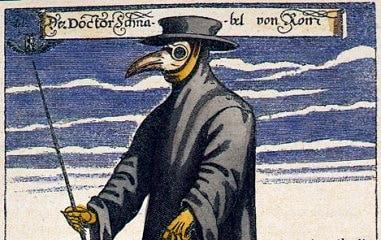 Die großen Seuchen der Neuzeit bis 1900