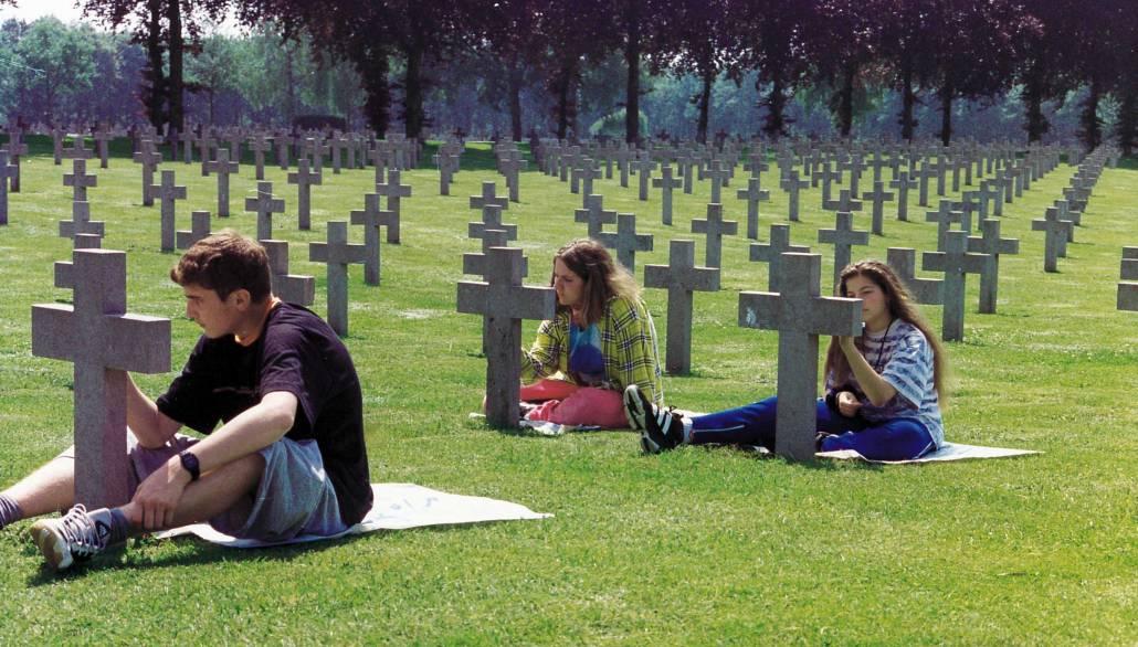 Kriegsgräbersuche bei MyHeritage