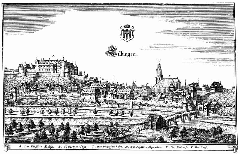Stadtarchiv Tübingen soll Akten nach Donauwörth auslagern