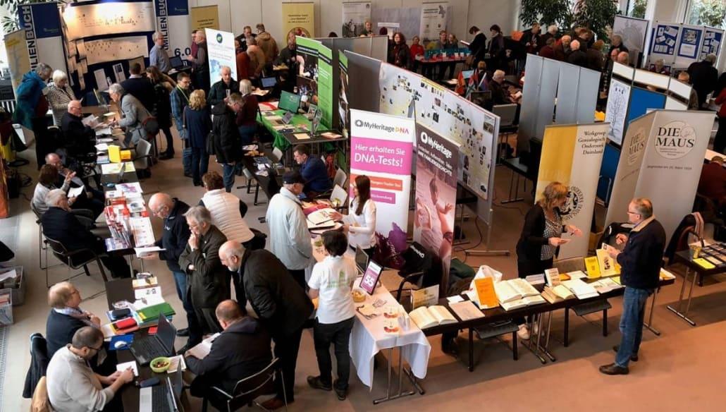 Erste Genealogie-Börse in Wildeshausen am 21.3.2020