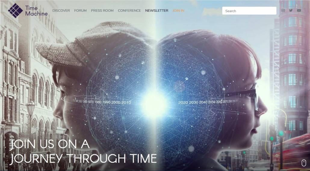 Projekt timemachine.eu