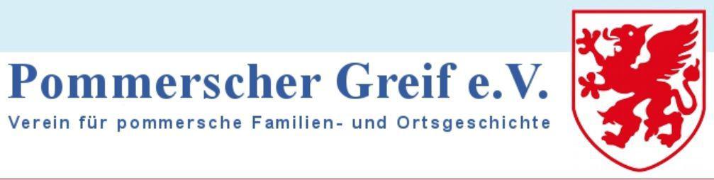 """Blogs kurz vorgestellt: """"Pommerscher Greif"""""""