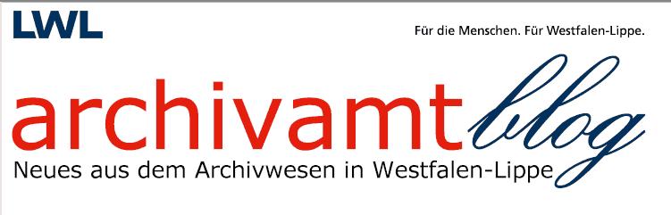 """Blogs kurz vorgestellt: """"Archivamtblog"""""""