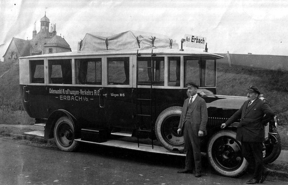 Biographische Miniaturen früher Automobilisten