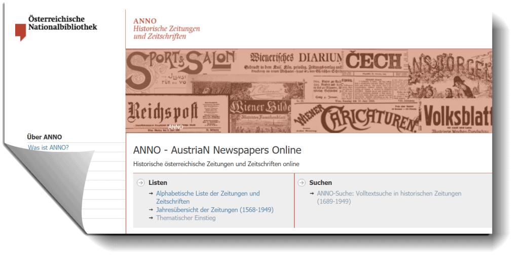 Österreichische Nationalbibliothek digitalisiert Exilzeitungen der Jahre 1938 bis 1945