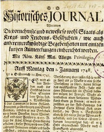 Historische Zeitungen werden mit Transkribus lesbar gemacht