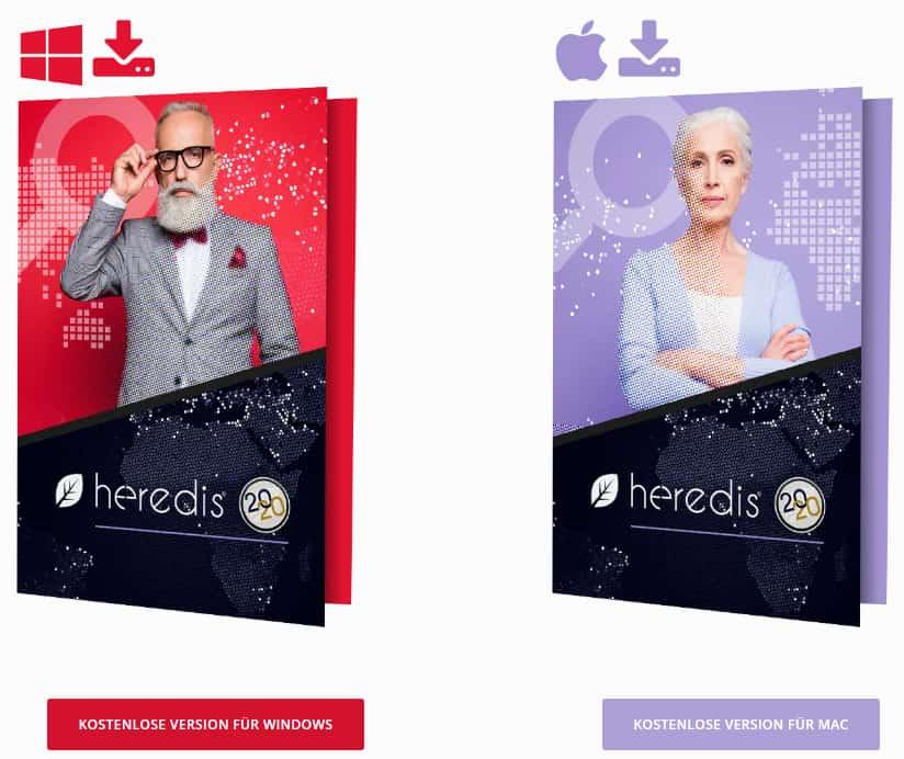 Der Kundendienst von Heredis kann deutsch