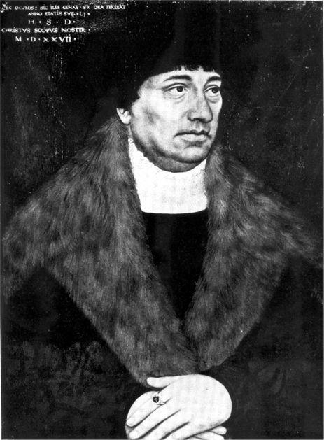 Auerbach's Keller: der Gründer Dr. Heinrich Stromer stammt aus Auerbach