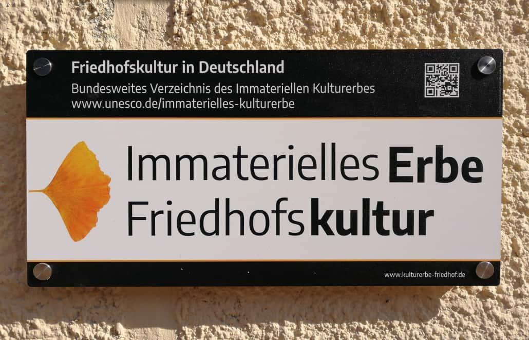 Deutsche Friedhofskultur ist nun UNESCO-Weltkulturerbe