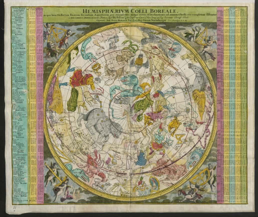Jetzt online frei verfügbar: 40.000 Kartenwerke der frühen Neuzeit aus der British Library