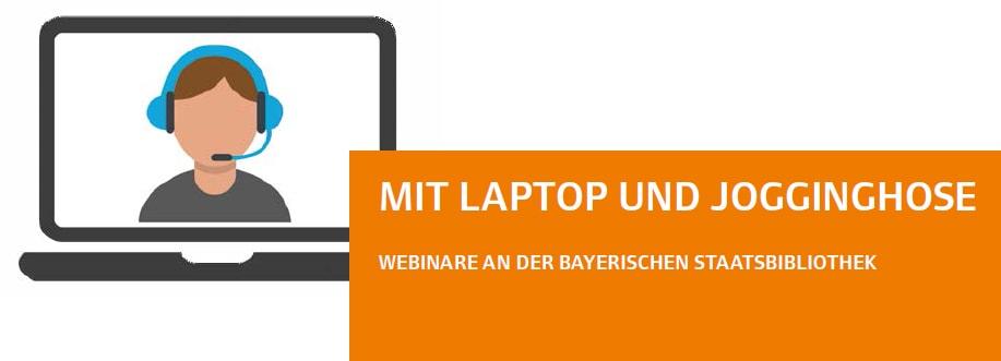Staatsbibliothek München - Webinar ersetzt Präsenzschulung für Nutzer