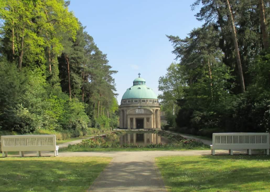 Sennefriedhof im Grabstein-Projekt dokumentiert