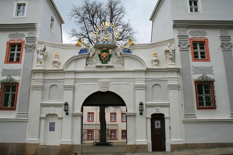 Katholische Kirchenbücher des Bistums Dresden-Meissen bei Matricula