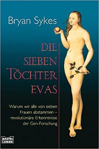 """Bryan Sykes, Autor von """"Die sieben Töchter Evas"""", verstorben"""