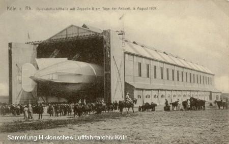 Die Kölner Luftfahrt und der Butzweilerhof