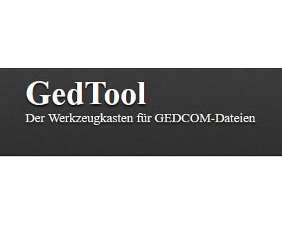 Vorstellung von GedTool - CompGen online Meeting