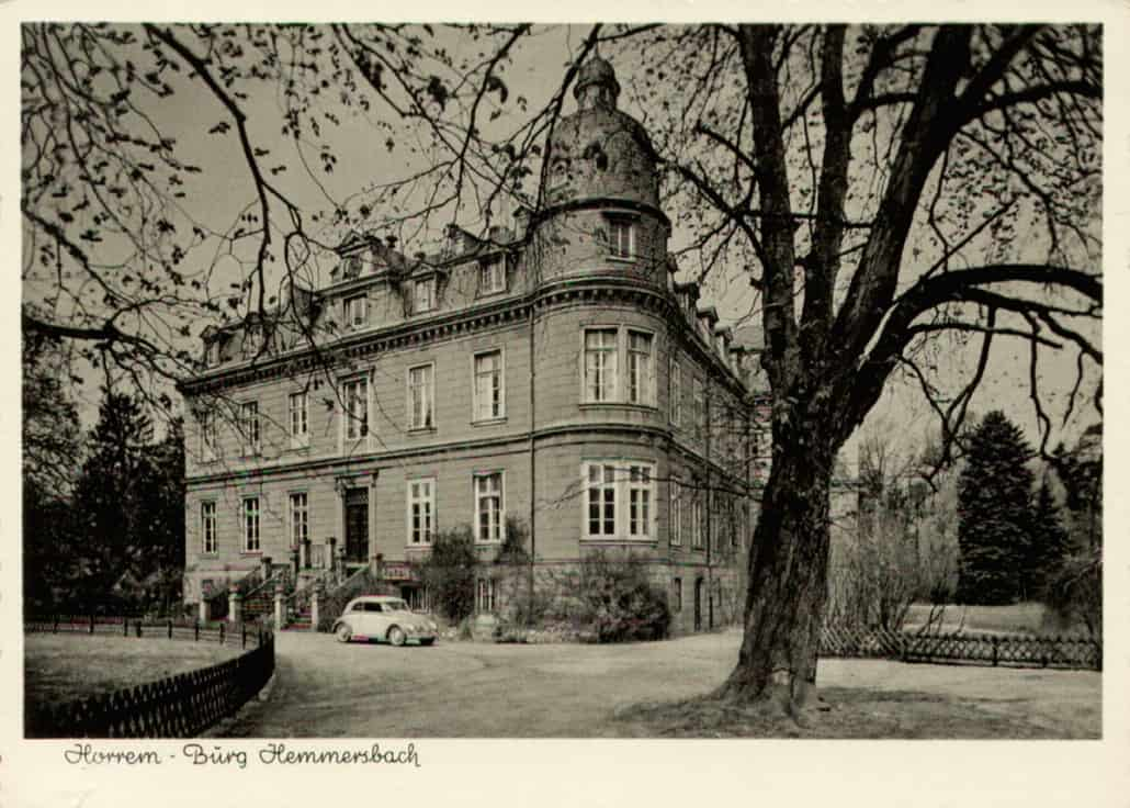 Archiv der Grafen Berghe von Trips im Kerpener Stadtarchiv