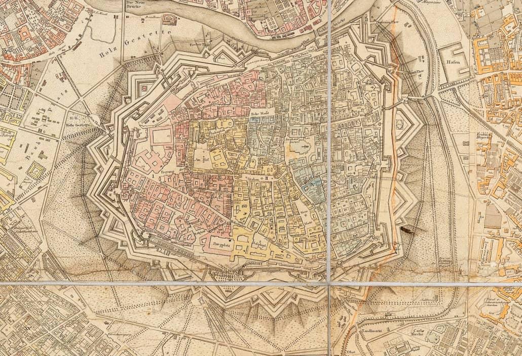 Die Genealogie der Hausnummern in Wien