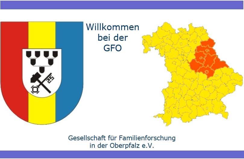 30 Jahre Gesellschaft für Familienforschung in der Oberpfalz (GFO)