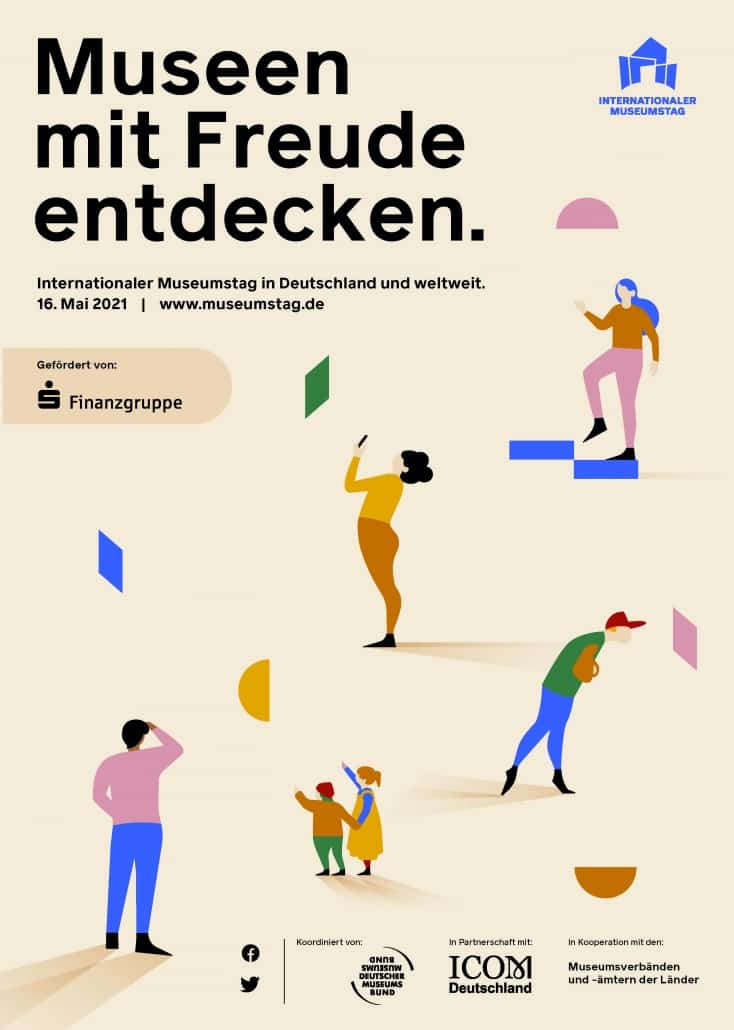 Am 16. Mai 2021 ist Internationaler Museumstag