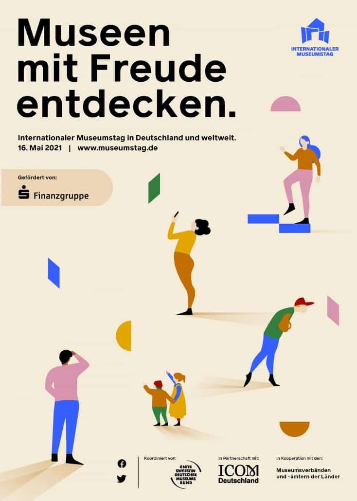 Am 16. Mai 2021 ist Internationaler Museumstag