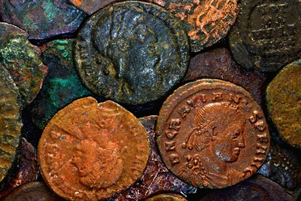 Stammtisch Köln - Geschichte der Münzen
