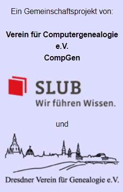 Kooperatives DES-Projekt Totengedenkbuch Dresden