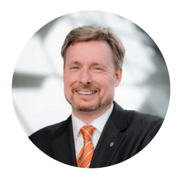 Dirk Weissleder, Vizepräsident der IGGP