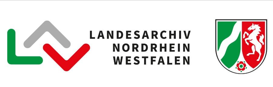 Logo des Landesarchiv Nordrhein-Westfalen