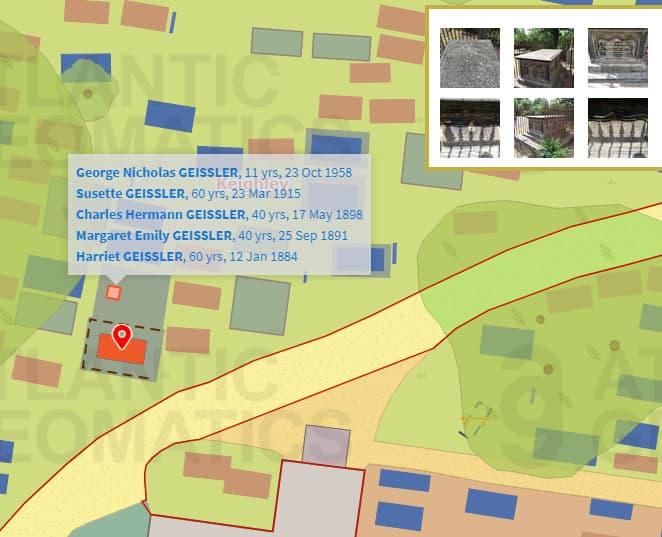 Gräber auf 19.000 englischen Friedhöfen werden digital erfasst