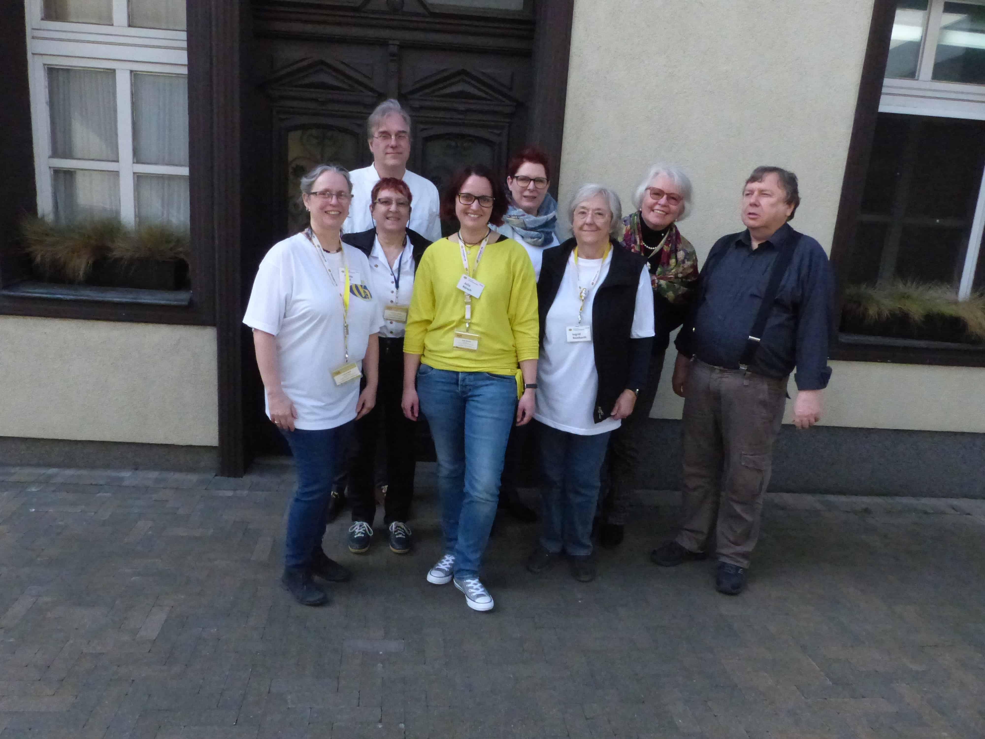 Mitgliederversammlung am 24.03.2019 in Altenberge